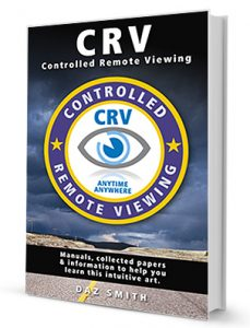 CRV Contolled Remote Viewing - book
